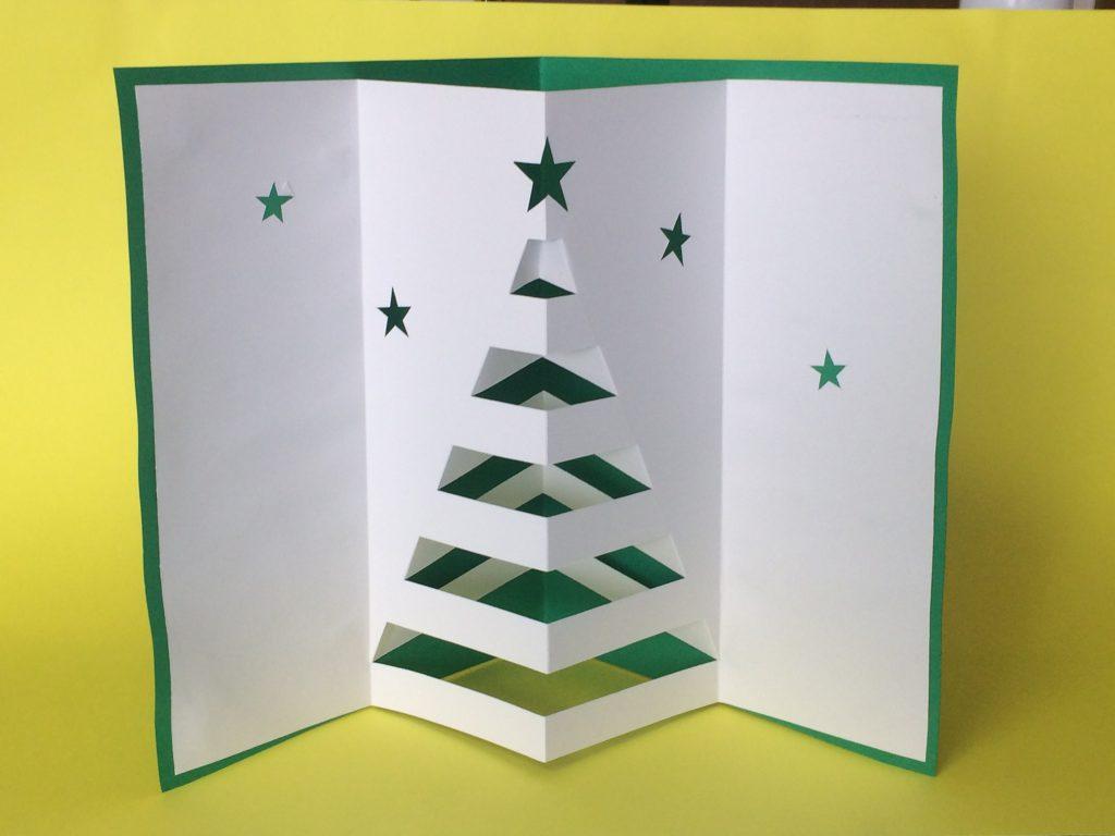 クリスマスツリーの飾り 完成
