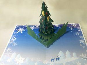 クリスマスツリーカラー版
