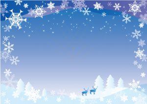 ポップアップのクリスマスツリーの台紙